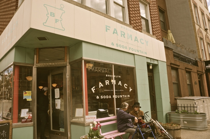 A Trip to the Farmacy