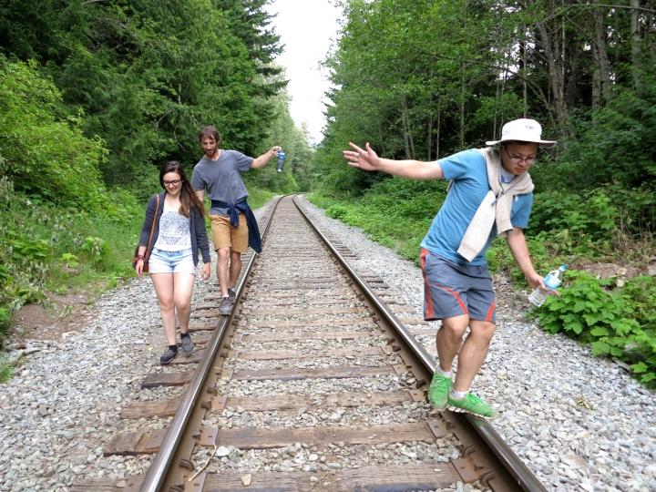 The Train WreckTrail