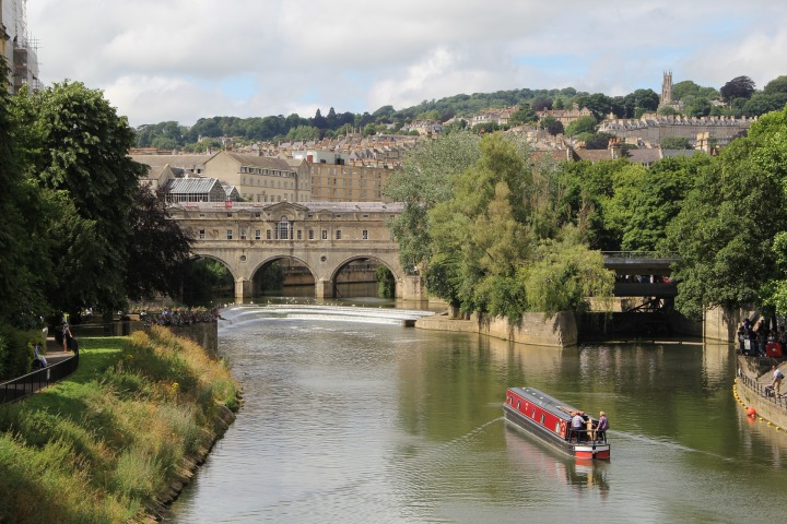A Look Back: Bath, England